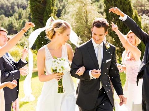 Longhi wedding